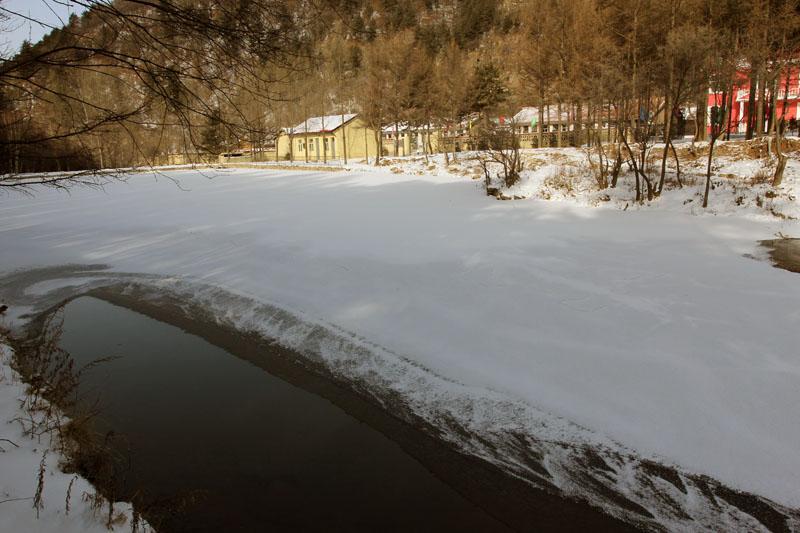 冬至风景高清大图