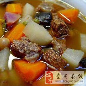 [转贴]胡萝卜炖牛肉