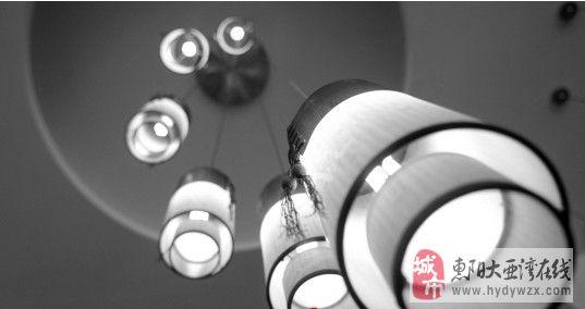 luodi射灯素材图片
