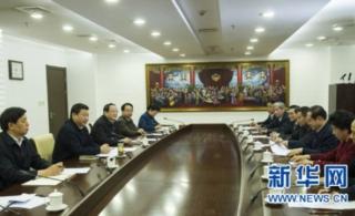 习近平:毛主席关于历史周期律谈话仍是警示