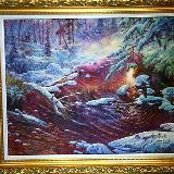 此贴必火:在美丽的油画中,藏着不一样的人生
