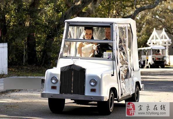 劳斯拉斯很淡定 实拍世界各种山寨版劳斯莱斯 宜良汽车 宜良论坛 宜良高清图片