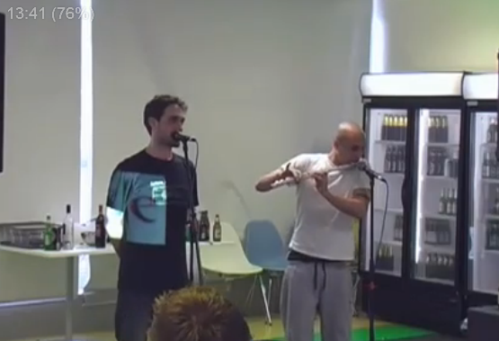 笛子玩B-Box,19秒开始震撼你
