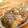 【美食】红小豆焖鲤鱼