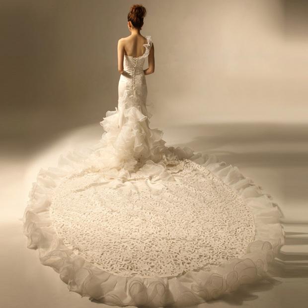 [原创]怎样挑选婚纱