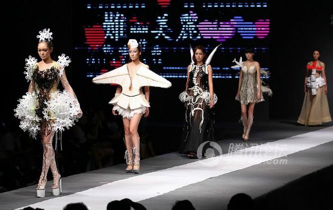 国际形象设计 造型T台 秀场 明星娱乐 白山论坛图片