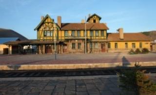 哪位来讲讲阿尔山火车站吧!