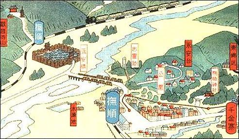 在漢代的城市街頭,能看到古羅馬魔術藝人的表演:唐代朝廷上下,非常圖片