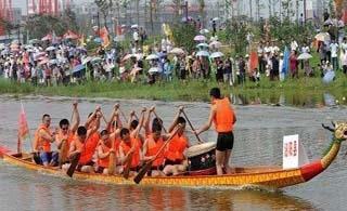 [灌水]驻马店市首届龙舟公开赛在汝南隆重举行