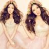 花仙子款的天使嫁衣