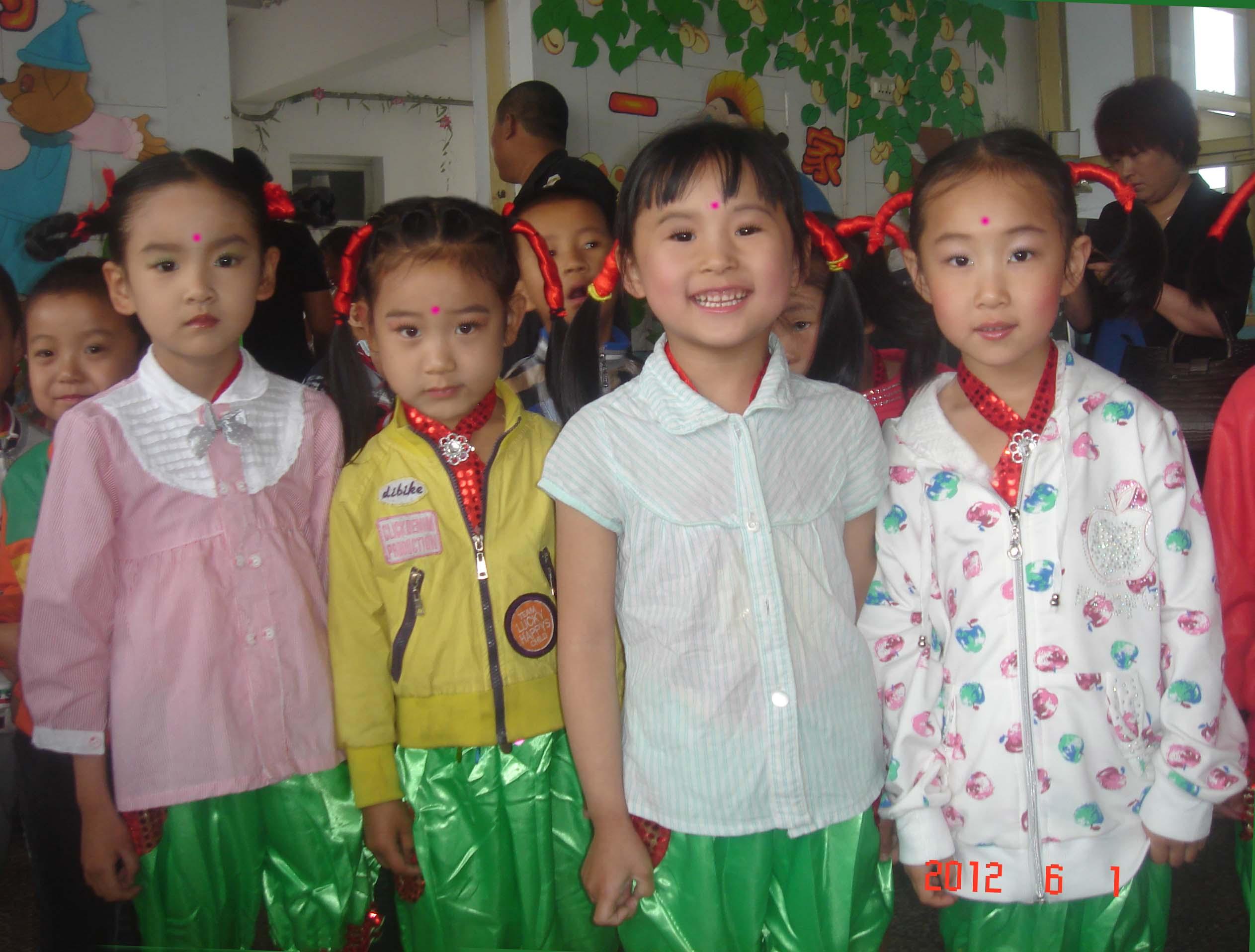 盂县新世纪幼儿园图