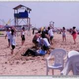 2011年海边活动之一