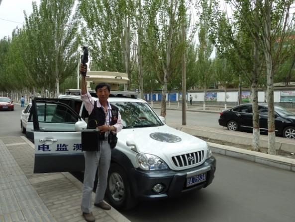 [原创]2012/06高考无线电监测.三中考场