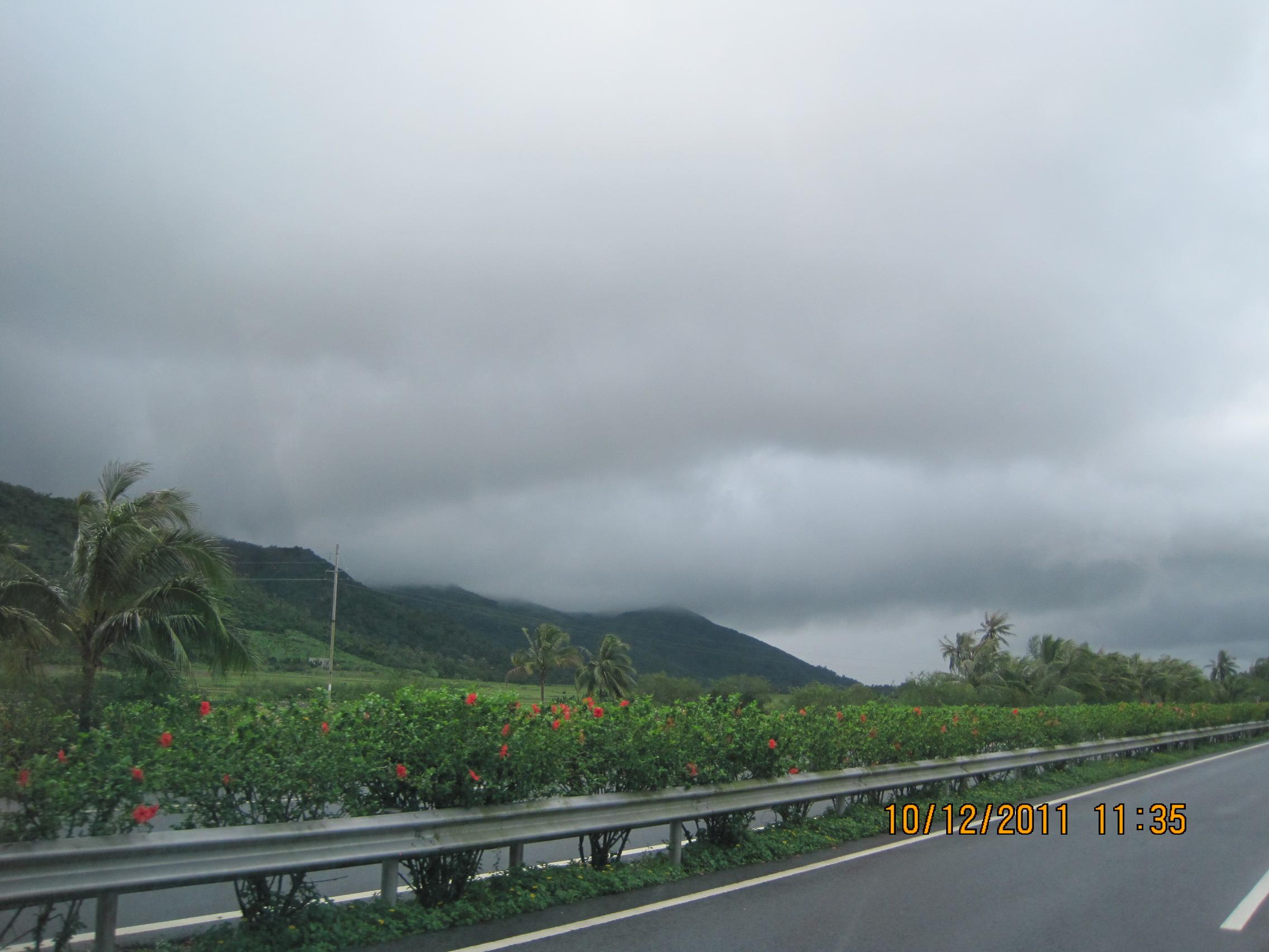 [贴图][原创]海南东线高速那些美景!