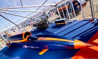 世界上最快的汽车,超音速汽车,时速1600千米/时