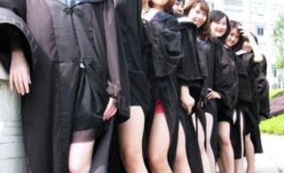 惊叹女大学生文凭不如大腿?(附图)
