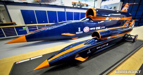 [转贴]世界上最快的汽车,超音速汽车,时速1600千米/时