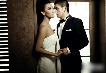 [转贴]婚纱照五种经典POSE