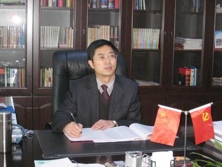 汾西县名人风采――-博导候晋川