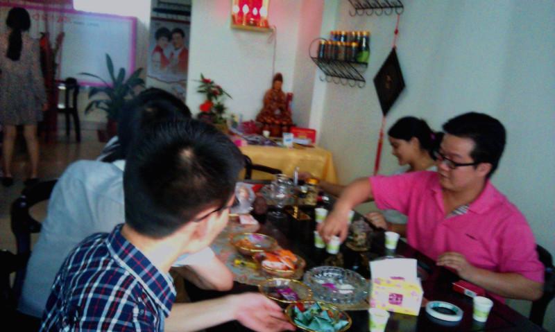 彩尊红喜佳缘婚恋所于7月14日隆重开业