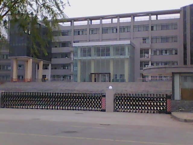 陕西医科学校 西安医学专修学院校园美景