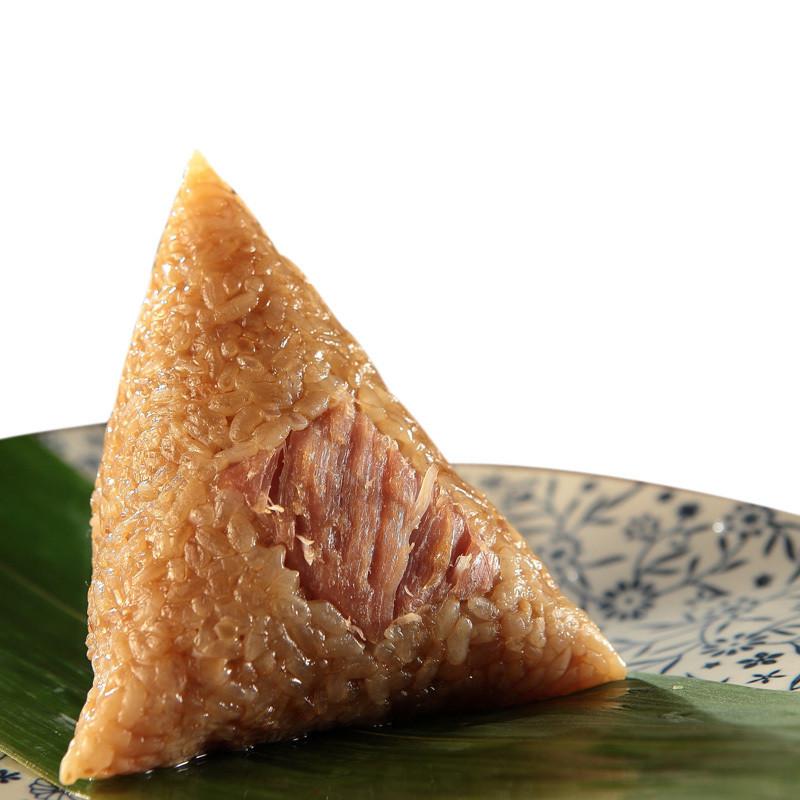 为什么不试试咸口味的粽子?