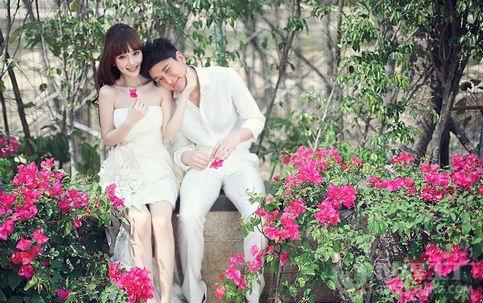 L&L清新可人婚纱照