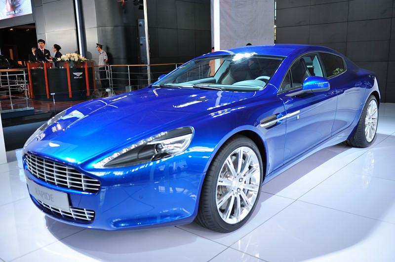 昆明泛亚国际汽车展(世界名牌车)