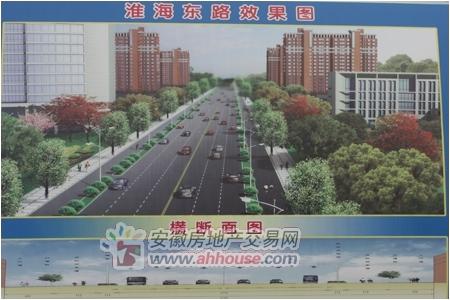 淮北城市规划东扩篇 向东再造一座城