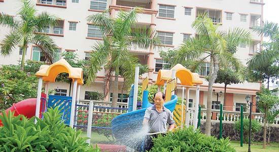 惠东县社会福利院老人服务中心下月开业
