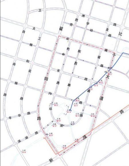 辽宁省铁法市地图