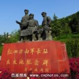 苍溪红军渡景区二
