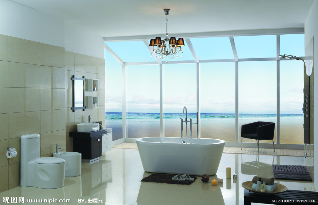 [分享]8招教您轻松选购完美整体卫浴