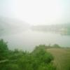 澄城县马家河水库钓鲤鱼