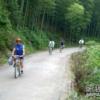 7月6号霍邱骑行群本周五跃进大别山――骑行