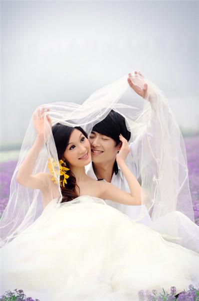[推荐]重庆婚纱摄影哪里好,4288相约浪漫花海大木乡