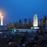 城南公园之夜景