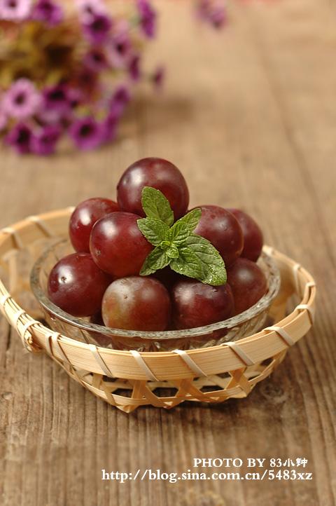 [原创]洗葡萄的小窍门。千万别忽略的最关键一步