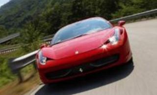 法拉利458Italia
