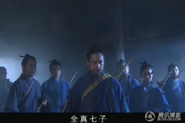 """主题: 揭秘:历史上的""""全真七子"""""""