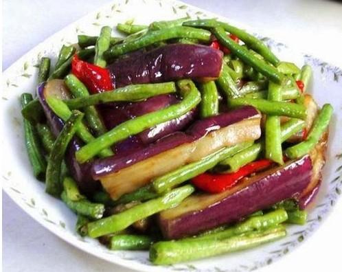 炒茄子保持色泽的6种好方法