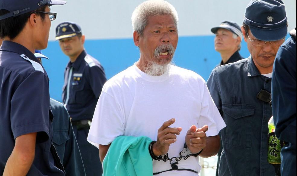 66岁的古思尧