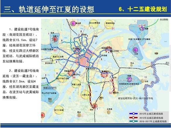 江夏区规划 武汉江夏区地铁规划 武汉市江夏区规划 ...