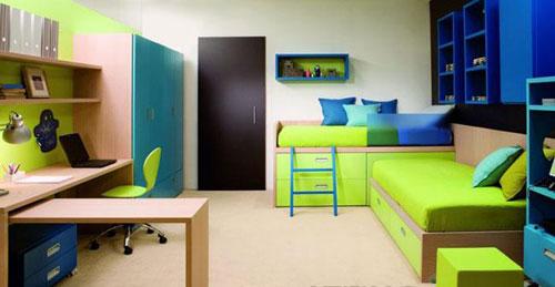 【装修经验】儿童房装修颜色搭配原则