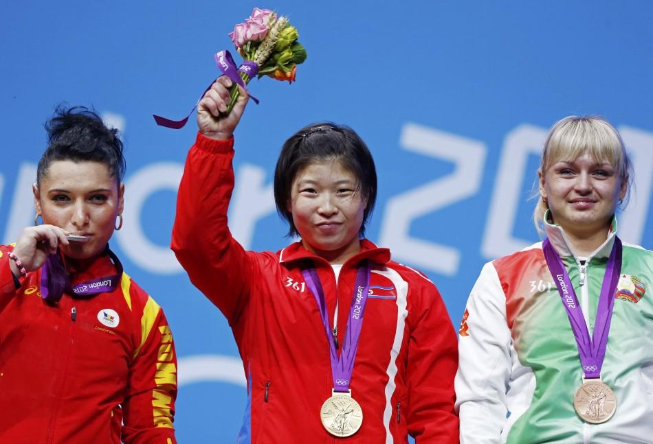 2012奥运会金牌榜_