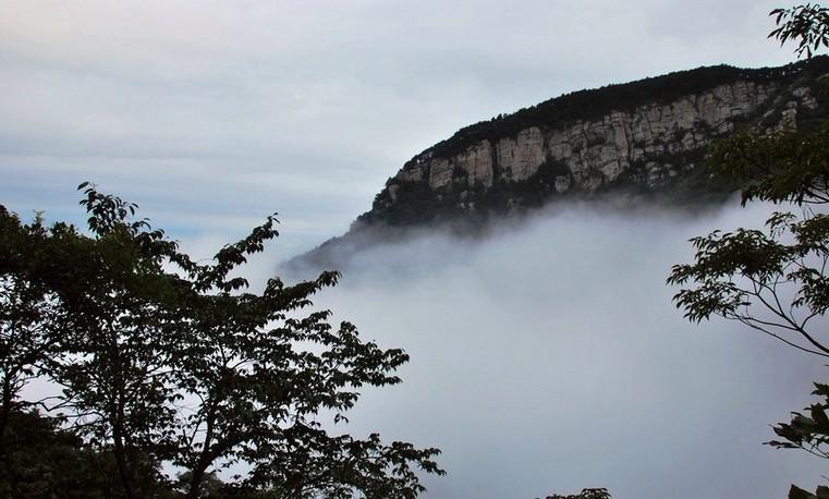 蜜月旅行推荐系列之二:云山雾海浪漫传奇
