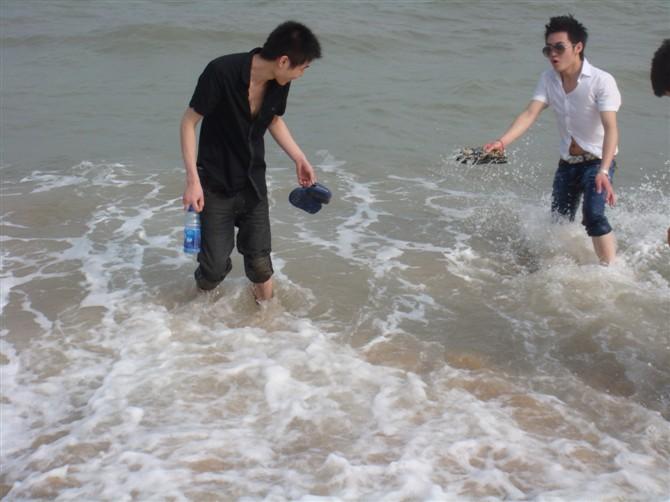 [分享]大海啊,可把你见到了