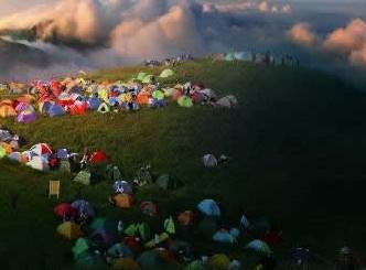 2012第五届中国萍乡武功山国际帐篷节暨武功山国际山地车赛日程安排