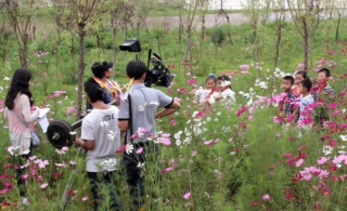 景东县形象宣传片完成前期拍摄工作