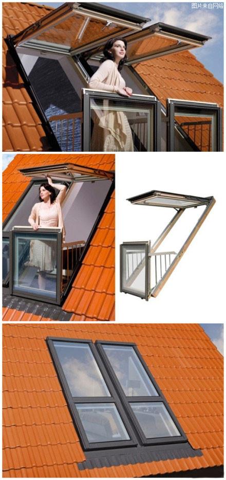 巧妙利用空间,窗户轻松变阳台~